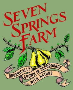 Seven Springs Farm Organic Farming and Gardening Supply Catalog